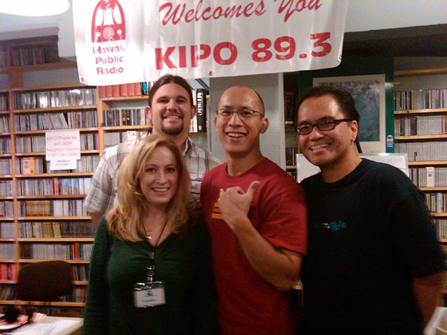 Kanikapila Sunday at Hawaii Public Radio